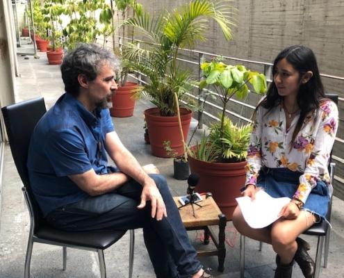 El Arce entrevista Mauricio Garcia Lozano